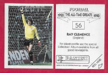 England Ray Clemence Liverpool 56